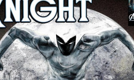 Avant-Première VO: Review Moon Knight #12