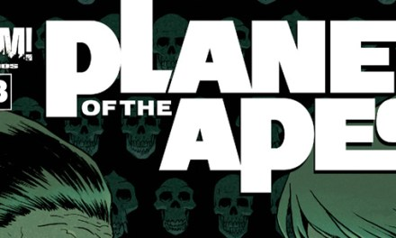 Preview: Planet of the Apes #13