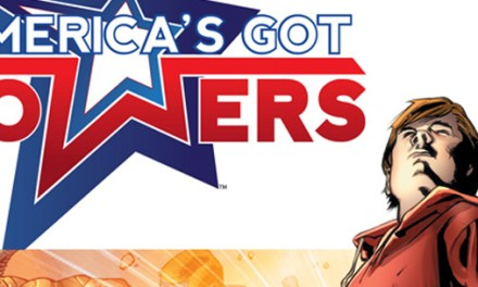 Avant-Première VO: Review America's Got Powers #1