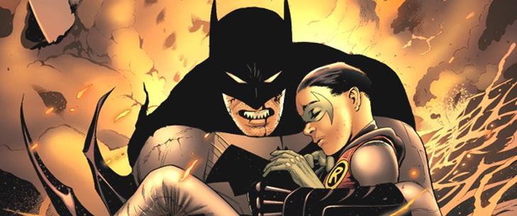 Avant-Première VO: Review Batman & Robin #8