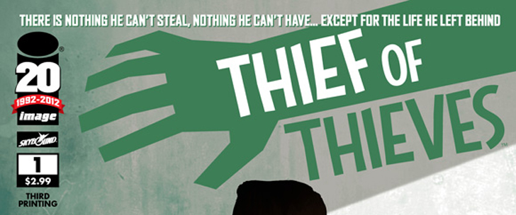 Robert Kirkman's Thief of Thieves gets multiple reprints