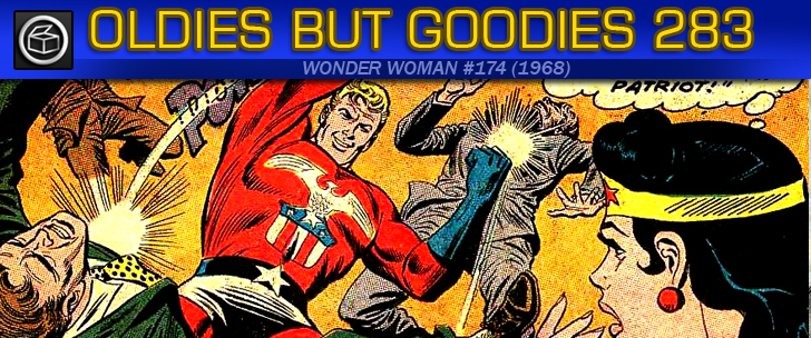 Oldies But Goodies: Wonder Woman #174 (Jan. 1968)