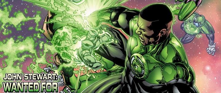 Avant-Première VO: Review Green Lantern Corps #9