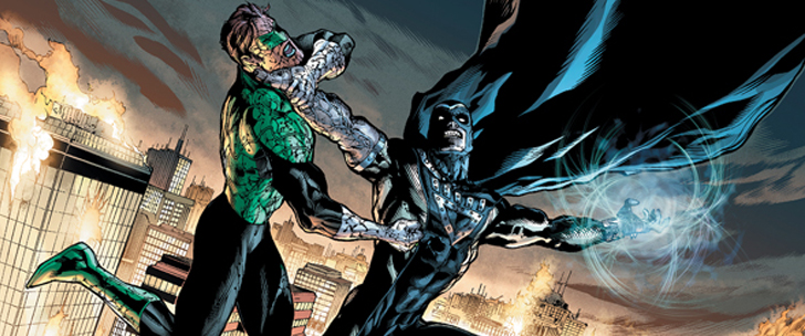 DC Comics In August 2012: DC Universe