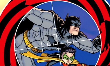 Avant-Première VO: Review Batman Incorporated #1