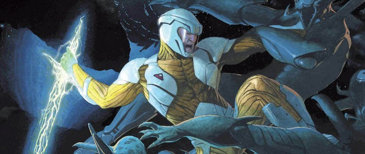 Avant-Première VO: Review X-O Manowar #1