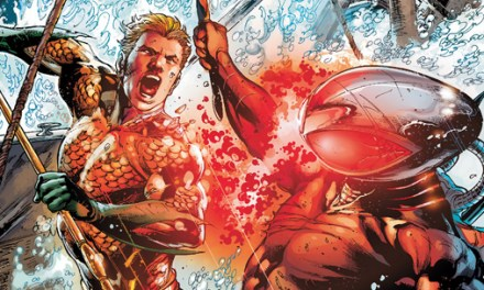 Avant-Première VO: Review Aquaman #10