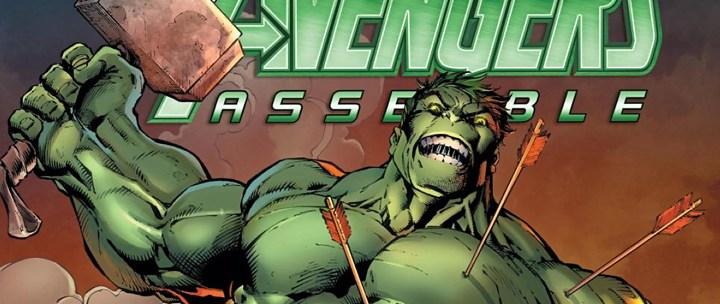 Avant-Première VO: Review Avengers Assemble #4