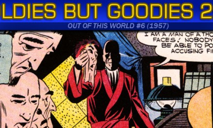 Oldies But Goodies: Out of This World #6 (1957)