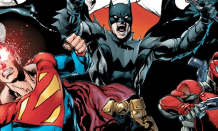 DC Comics In September 2012: DC Universe