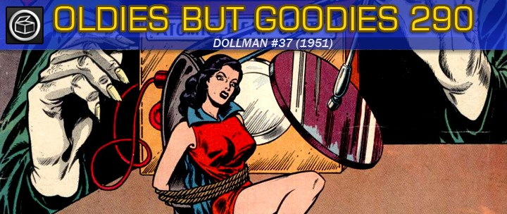 Oldies But Goodies: Doll Man #37 (Dec. 1951)