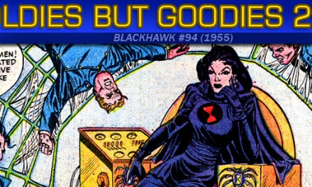 Oldies But Goodies: Blackhawk #94 (Nov. 1955)
