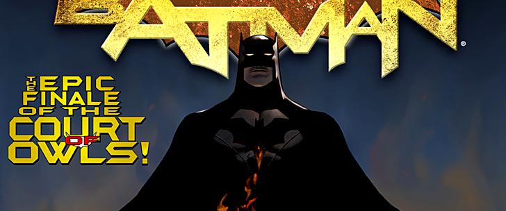 Avant-Première VO: Review Batman #11