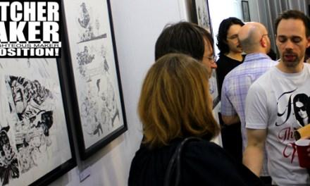 Exposition et Performance Mike Huddleston @ Paris
