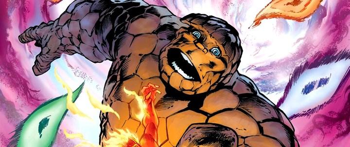 Avant-Première VO: Review Fantastic Four Annual #33