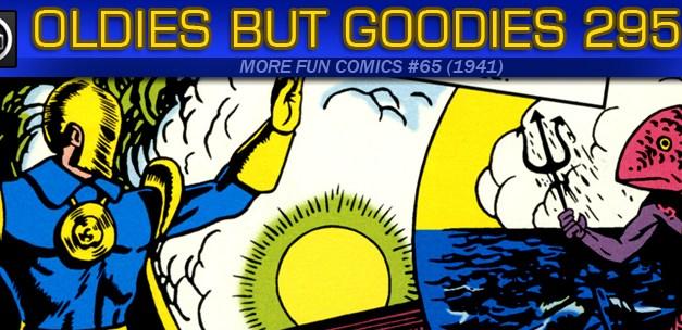Oldies But Goodies: More Fun Comics #65 (Mars 1941)
