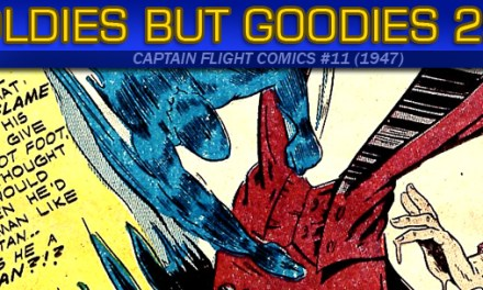 Oldies But Goodies: Captain Flight Comics #11 (1947)