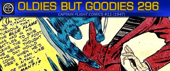 Oldies But Goodies: Captain Flight Comics #11 (1947)