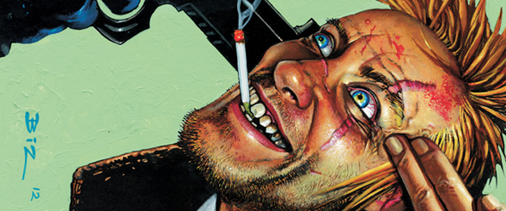 DC Comics In October 2012: Vertigo & Others