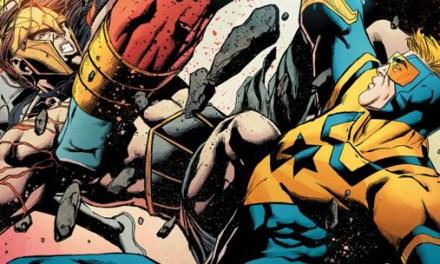 Avant-Première VO: Justice League International Annual #1