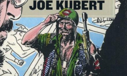 Joe Kubert (1926-2012)