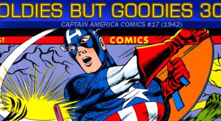 Oldies But Goodies: Captain America Comics #17 (1942)