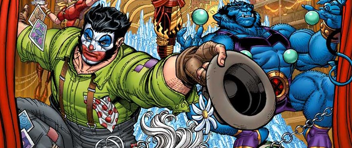 Marvel In November 2012: X-Men & Mutants