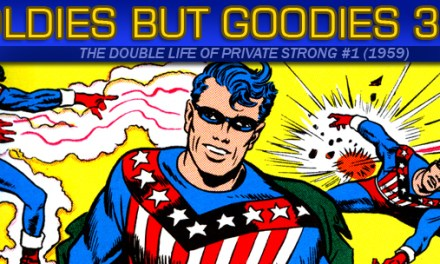 Oldies But Goodies: Double Life of Private Strong #1 (1959)