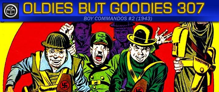 Oldies But Goodies: Boy Commandos #2 (1943)
