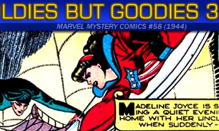 Oldies But Goodies: Marvel Mystery Comics #58 (Sept. 1944)