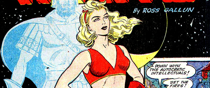CCI: Comic Character Investigation #25