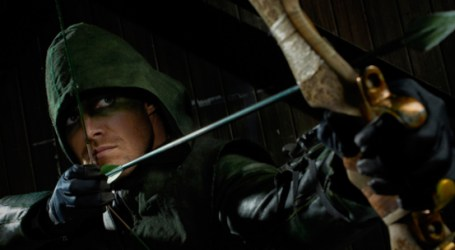 Arrow S01E01
