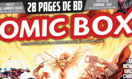 Preview: Comic Box #79