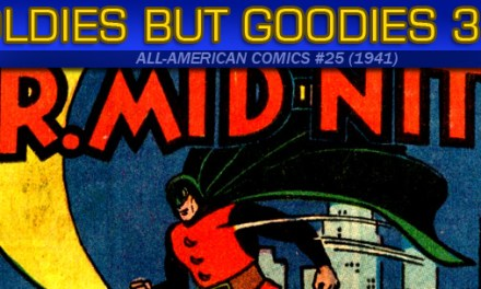Oldies but Goodies: All-American Comics #25 (1941)