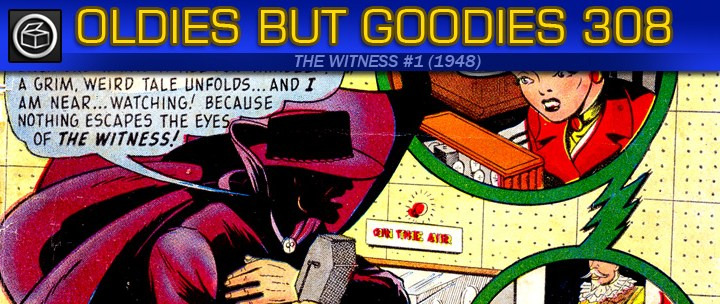 Oldies But Goodies: Witness #1 (Sept. 1948)
