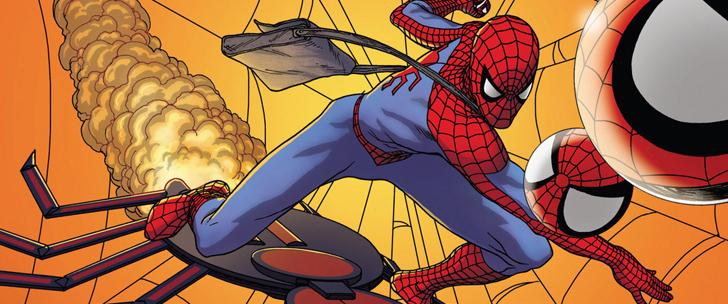 Avant-Première VO: Review Amazing Spider-Man #697