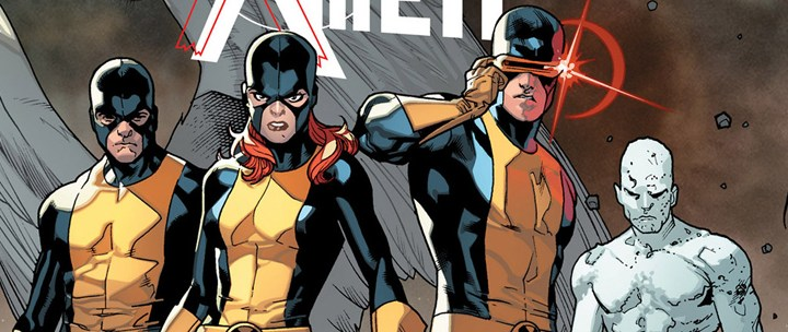 Avant-Première VO: Review All-New X-Men #1