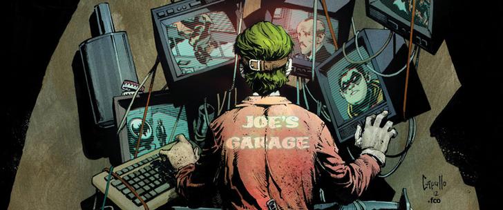 Avant-Première VO: Review Batman #14