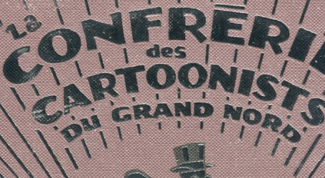 Trade Paper Box #70: La Confrérie des Cartoonists du Grand Nord