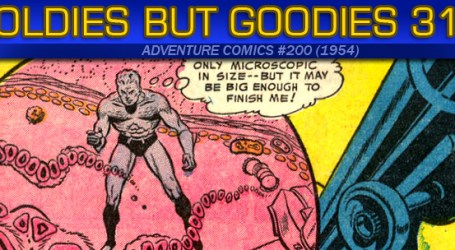 Oldies But Goodies: Adventure Comics #200 (1954)