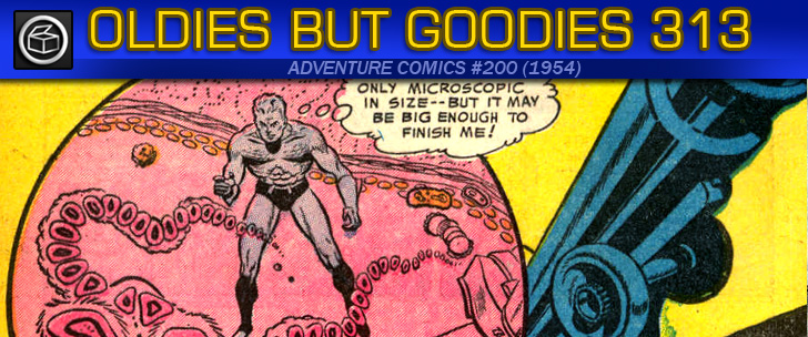 Oldies But Goodies: Adventure Comics #200 (1954)