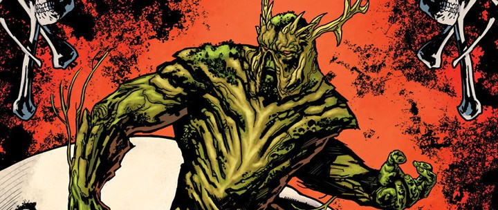 Avant-Première VO: Review Swamp Thing Annual #1