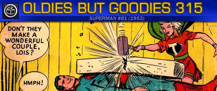 Oldies But Goodies: Superman #81 (Mars 1953)