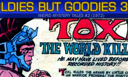 Oldies But Goodies: Weird Mystery Tales #2 (Sept. 1972)