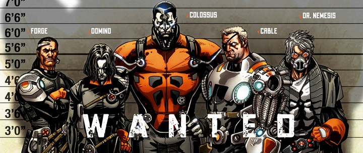 Avant-Première VO: Cable And X-Force #1