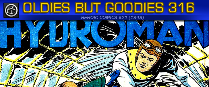Oldies But Goodies: Heroic Comics #21 (Nov. 1943)