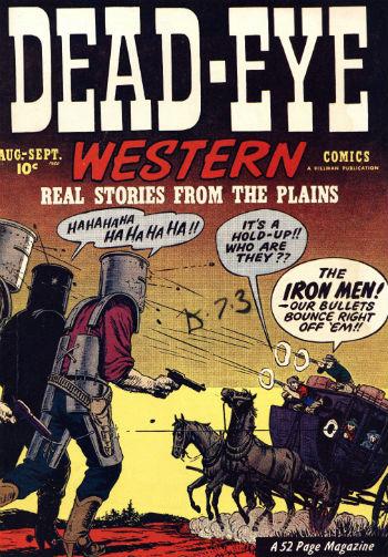"""Les """"Iron Men"""", les premiers """"clones"""" am�ricains de Ned Kelly..."""