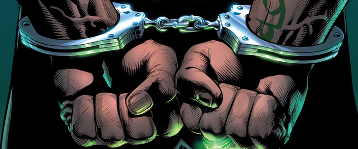 Avant-Première VO: Review Green Lantern #15