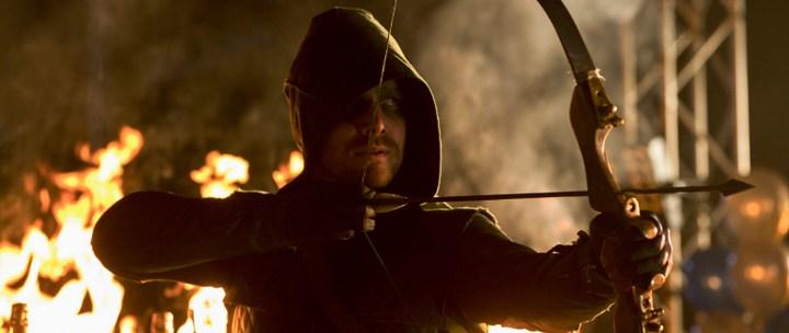 Arrow S01E10