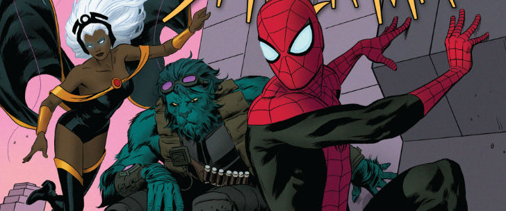 Avant-Première VO: Review Avenging Spider-Man #16
